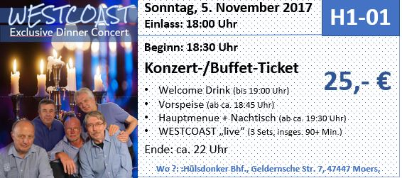 Dinner-Konzert E-Ticket (2)